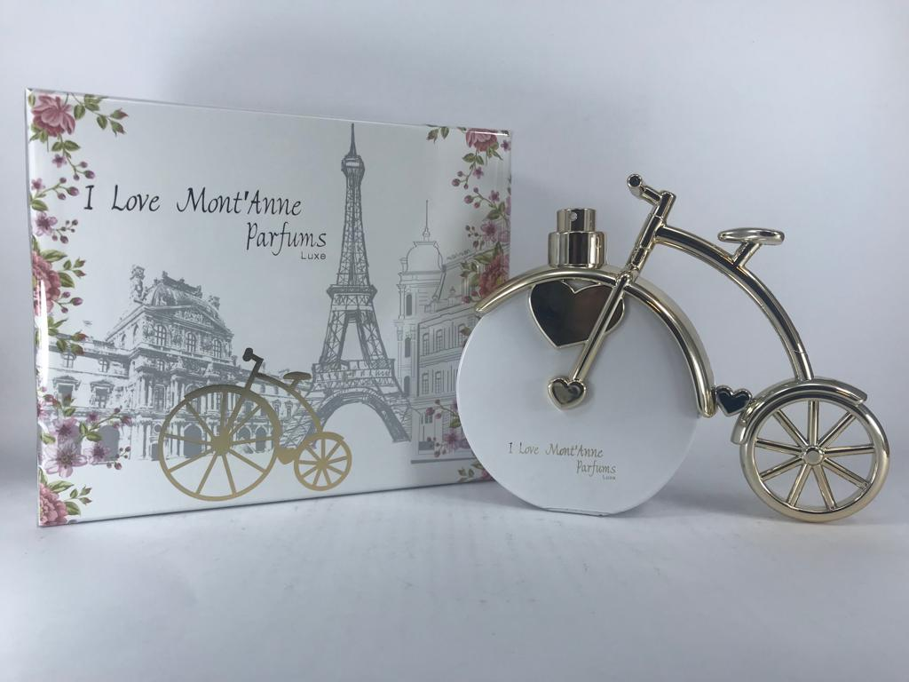 I Love MontAnne Parfums Luxe (Bicicleta) Feminino EDP 100ML