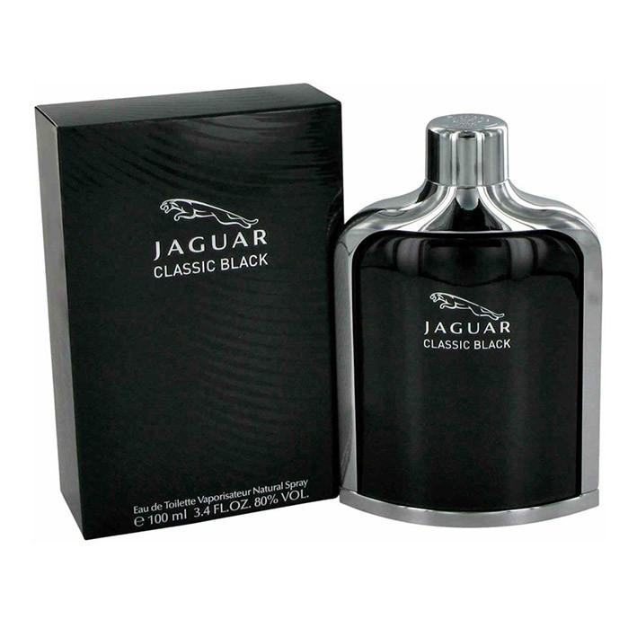 Jaguar Classic Black Jaguar  Eau de Toilette Masculino 100 ml