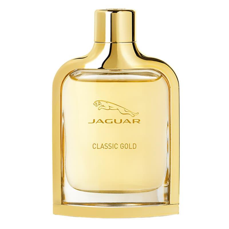 Jaguar Classic Gold  Jaguar  Eau de Toilette Masculino 100 Ml