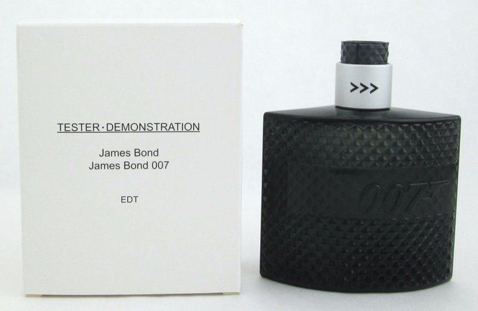 James Bond 007 Masculino 75 ml Tester