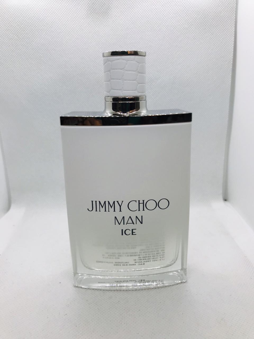 Jimmy Choo Man Ice Perfume Masculino Eau de Toilette 100ml - Tester