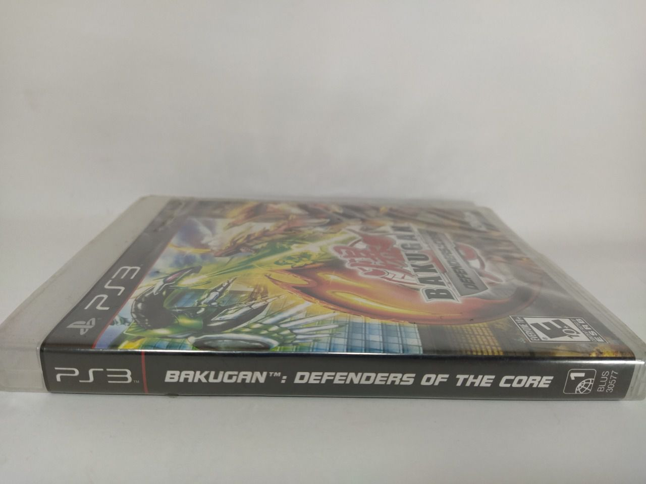 jogo Bakugan Defenders of the Core Ps3 Novo