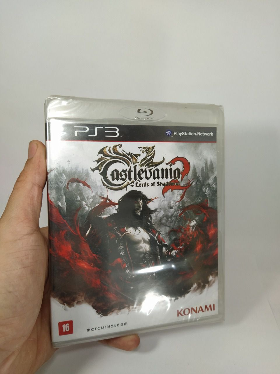 Jogo Castlevania Lords of Shadow 2 Novo