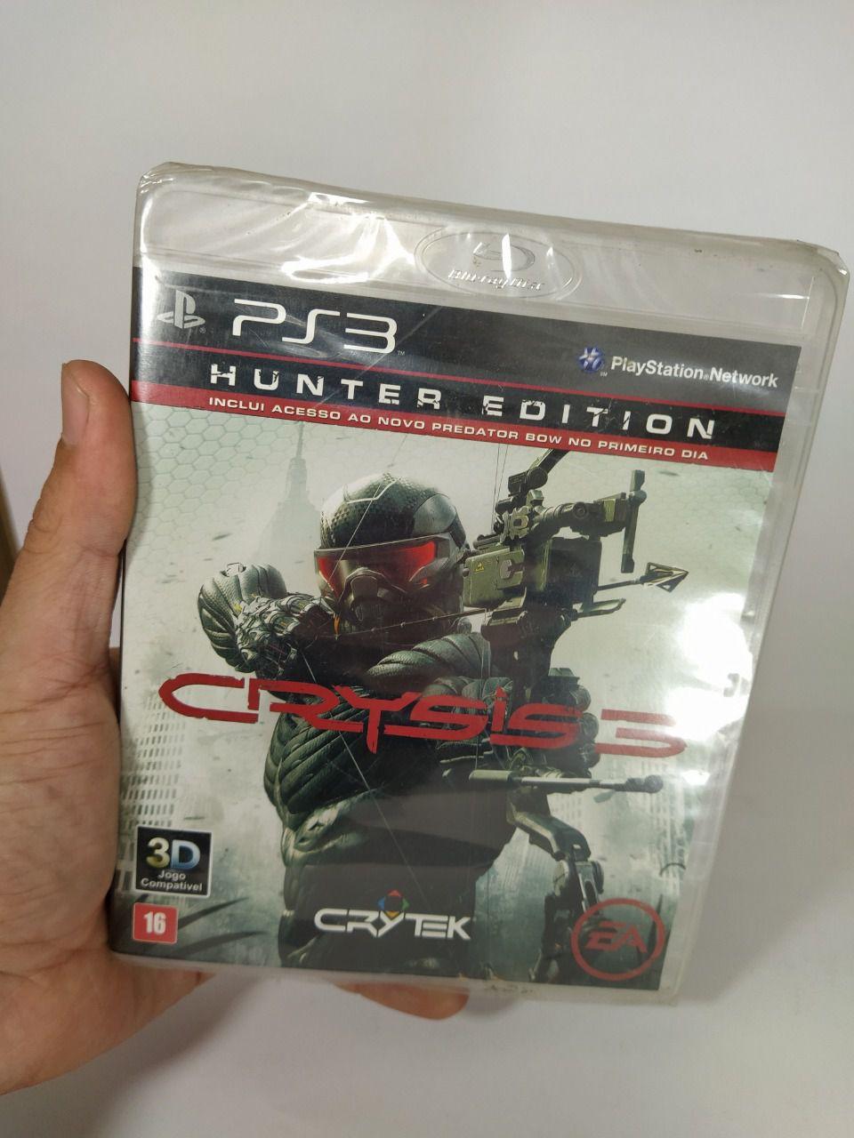 Jogo Crysis 3 Ps3 Novo