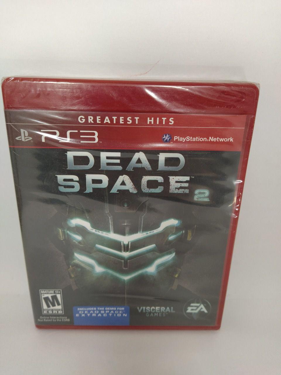 Jogo Dead Space 2 Ps3 Novo
