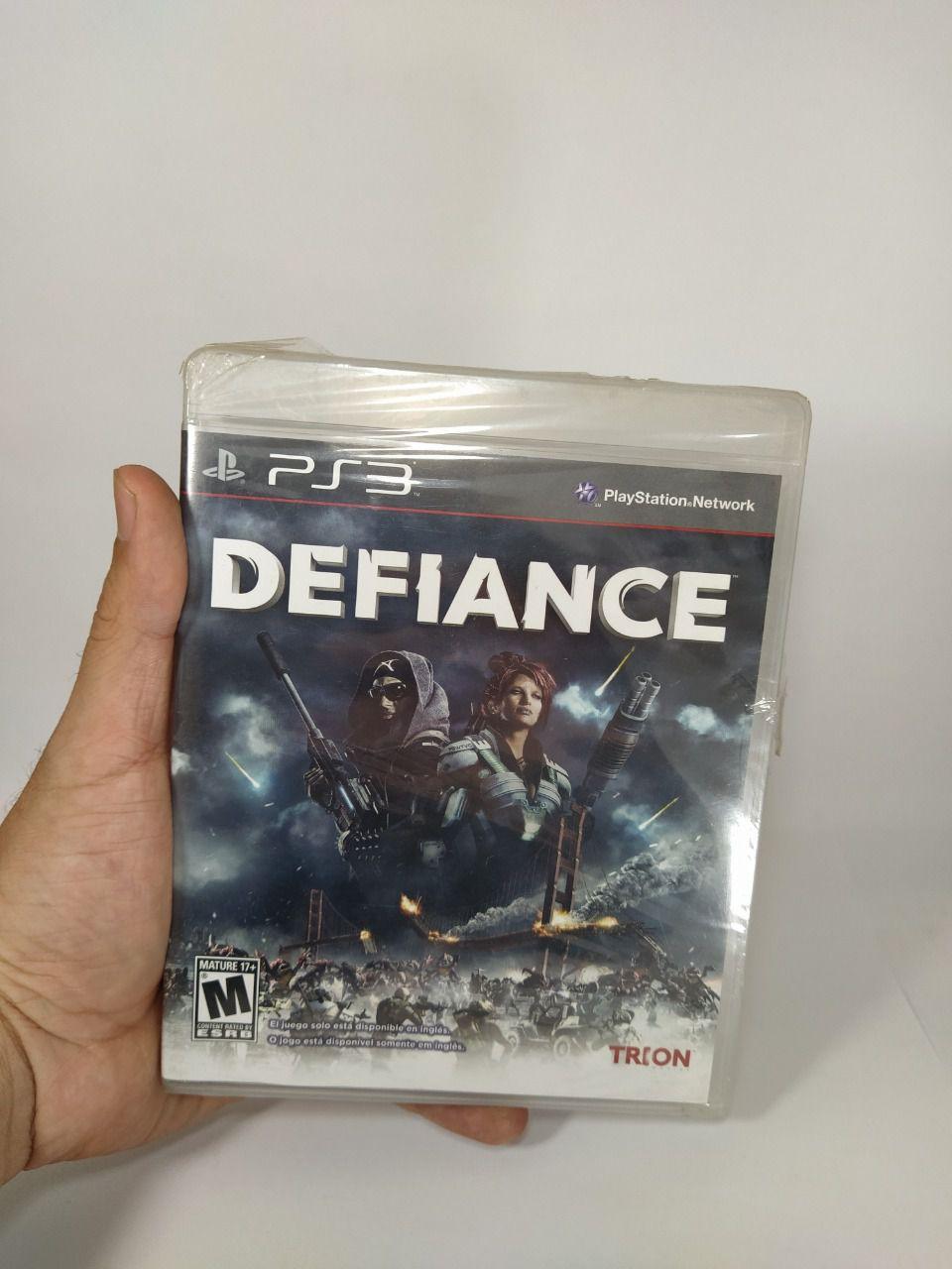 Jogo Defiance Ps3 Novo