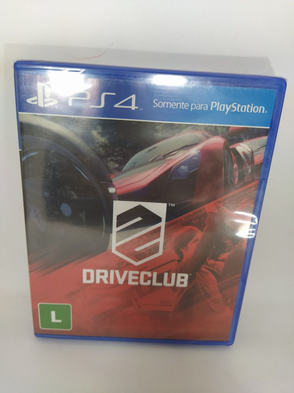 Jogo Driveclub Ps4 Novo