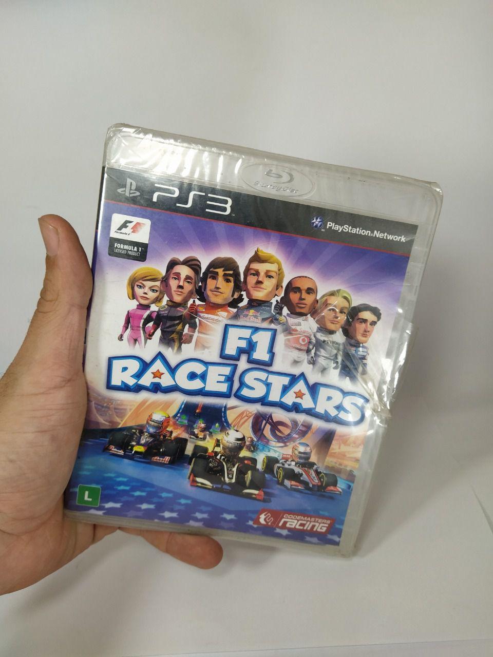 Jogo F1 Race Stars Ps3 Novo
