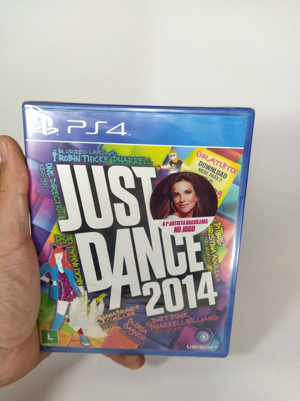 Jogo Just Dance 2014 Ps4 Novo