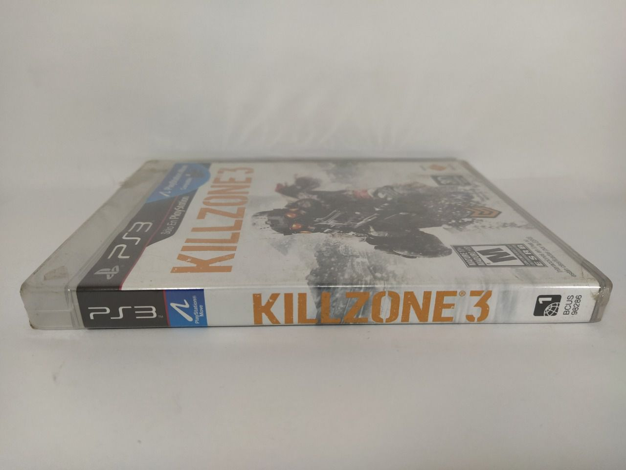 Jogo Killzone 3 Ps3 Novo