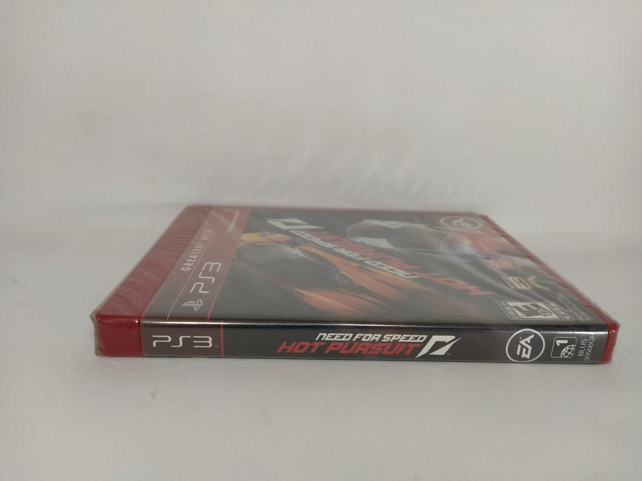 Jogo Ps3 Need for Speed: Hot Pursuit Mídia Física Lacrado