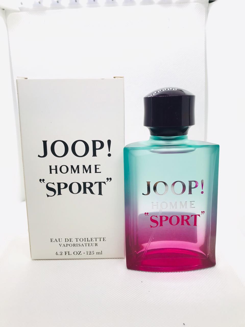 e613916013 Joop! Homme Sport Masculino Eau De Toilette 125ML - Tester