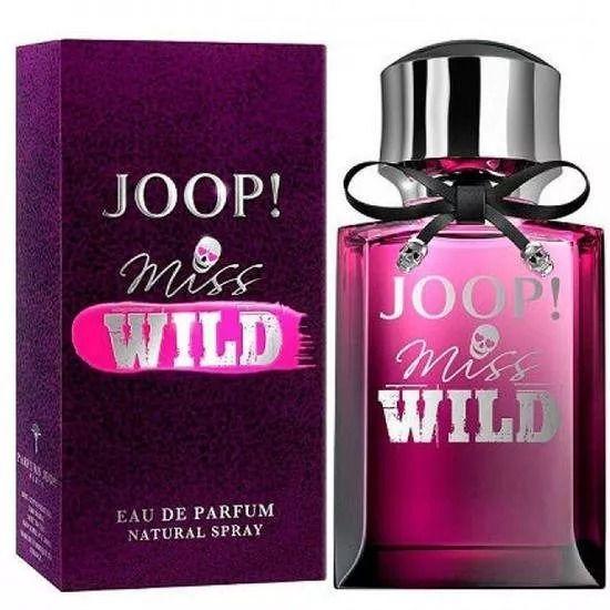 Joop! Miss Wild Feminino Eau de Parfum 50ml