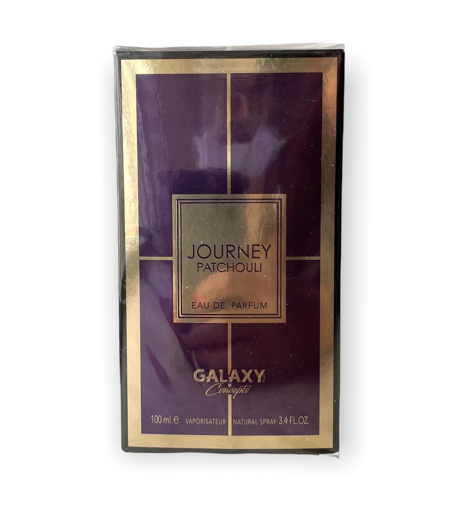 Journey Patchouli Galaxy Concepts Feminino Eau de Parfum 100ml