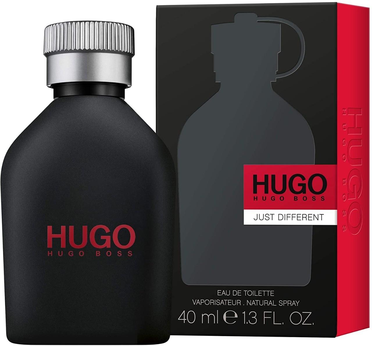 Just Different Hugo Boss Masculino Eau de Toilette 40ml