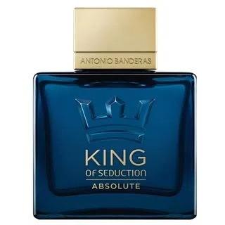 King Of Seduction Absolute Antonio Banderas Masculino Eau de Toilette 100ml