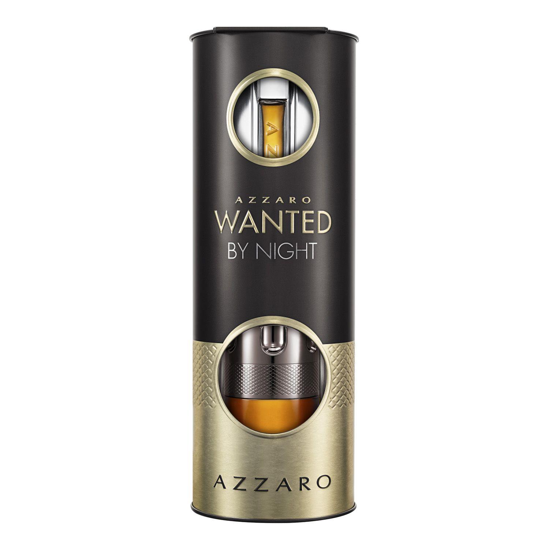 Kit Azzaro Wanted By Night Masculino EDP 100ML + Miniatura 15ml