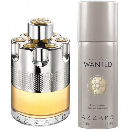 Kit Azzaro Wanted  Eau de Toilette 100ml + Desodorante 150ml