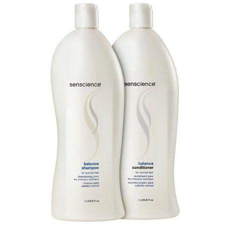 Kit Balance Shampoo e Condicionador  Senscience 1 litro