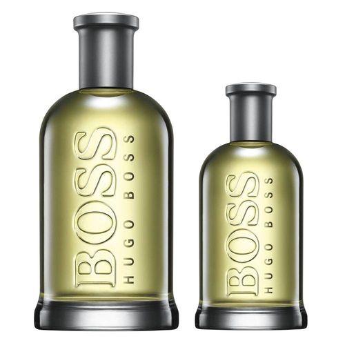Kit Boss Bottled Hugo Boss Masculino Eau de Toilette 100ml + Spray 30ml