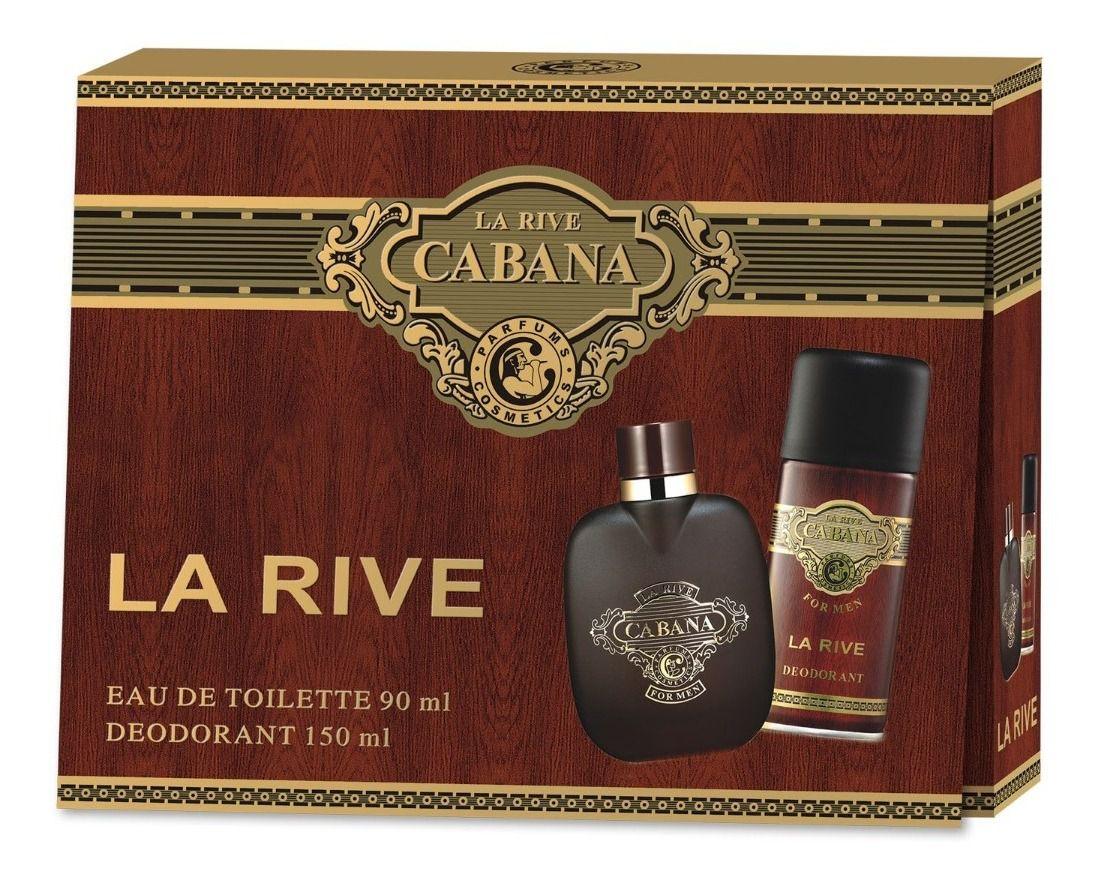 Kit Cabana La Rive Masculino Eau de Toilette 90ml +Desodorante 150ml