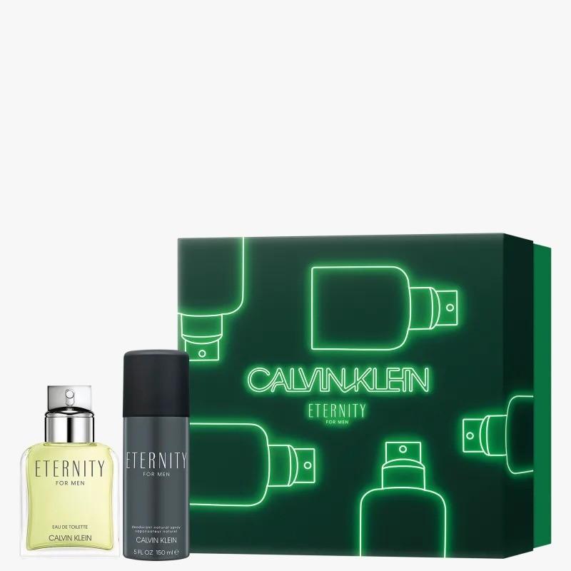 Kit Calvin Klein Eternity For Men 100ml + Desodorante Spray 150ml