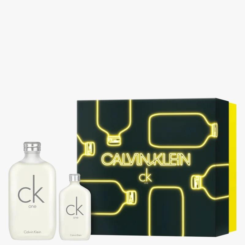Kit CK One Calvin Klen Unissex Eau de Toilette 200ml + 50ml