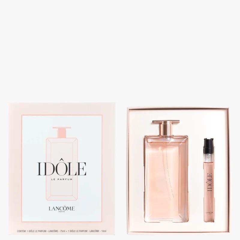 Kit Idole Lancôme Feminino Eau de Parfum 75ml + Spray 10ml