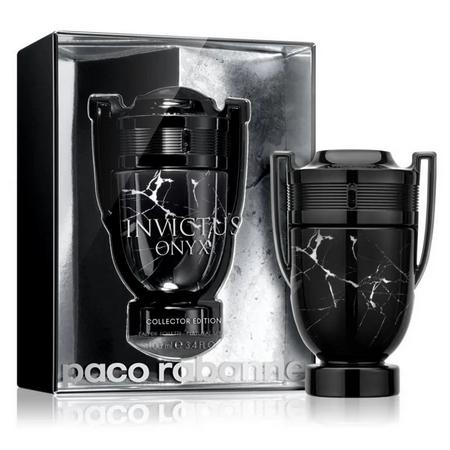 Kit Invictus Onyx Collector Edition  Eau de Toilette Masculino 100ml