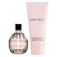 Kit Jimmy Choo Feminino Eau de Parfum 60ml + Body Lotion 100ml