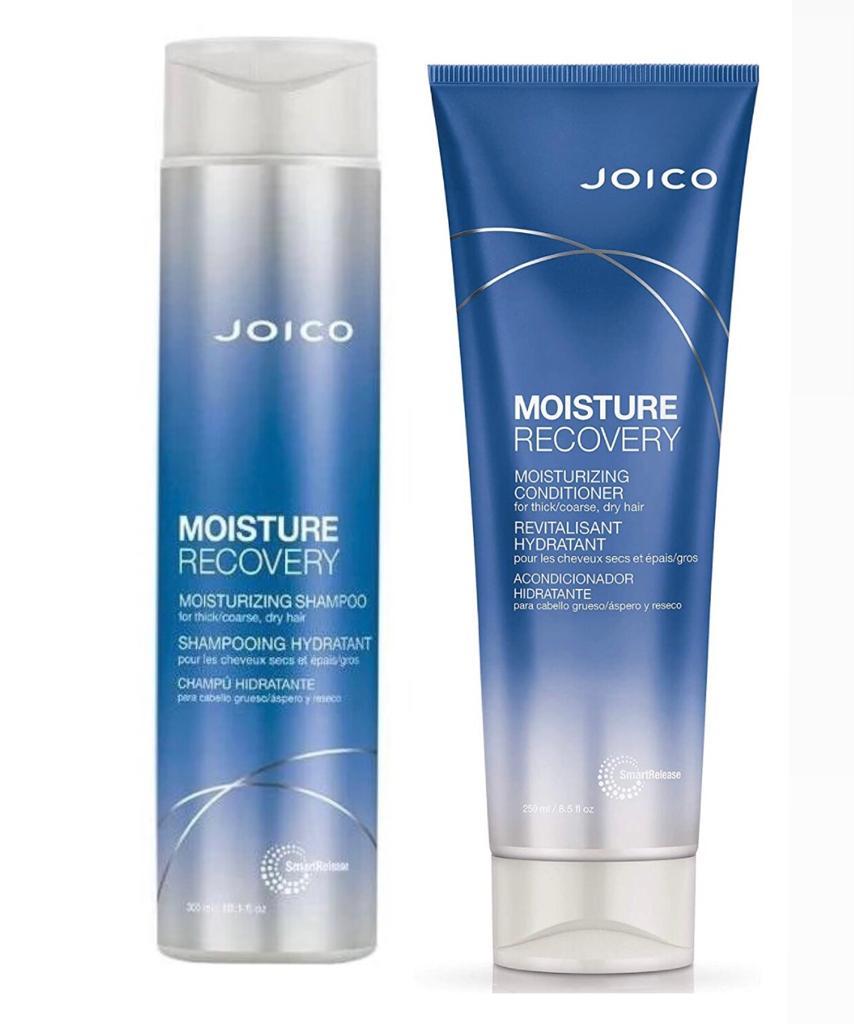 Kit Joico Moisture Recovery Shampoo 300ml  e Condicionador  250ml