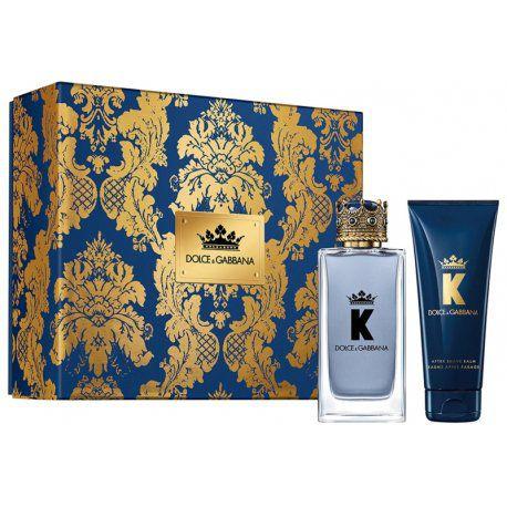 Kit  K Dolce & Gabbana Masculino Eau de Toilette 100ml + 75ml Pós Barba