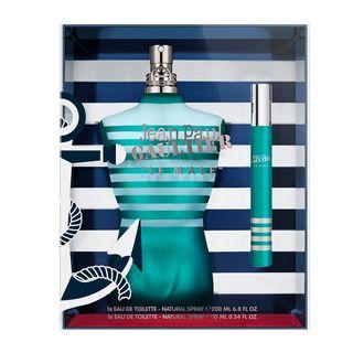 Kit Le Male Jean Paul Gaultier Masculino Eau de Toilette 200 ml + 10 ml