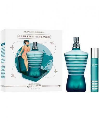 Kit Le Male Jean Paul Gautier Masculino Eau de Toilette 125ml+20ml