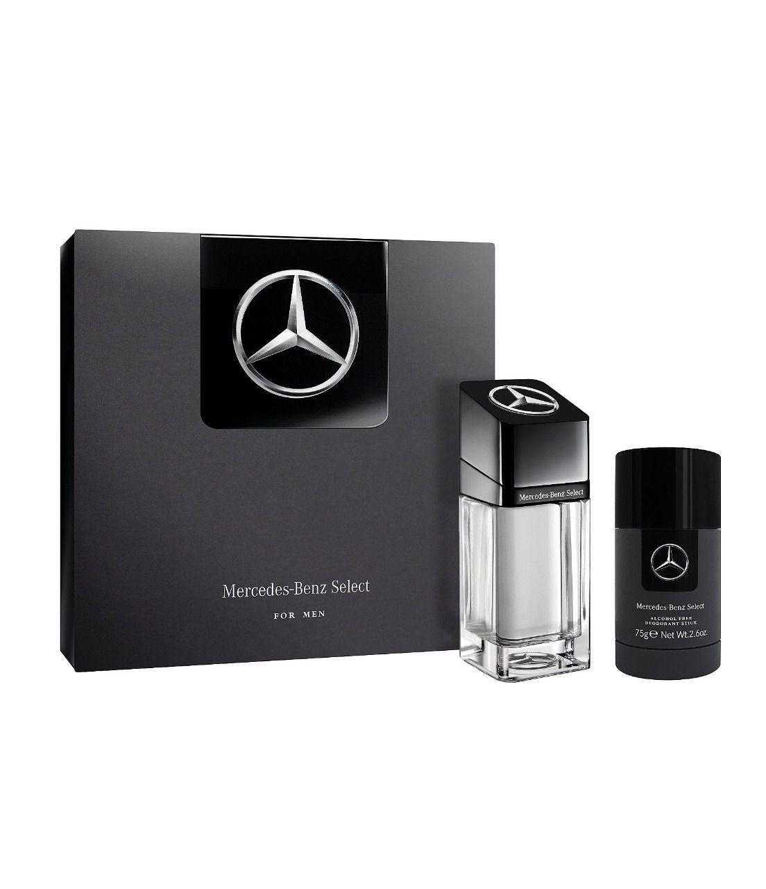 Kit Mercedes Benz Select Masculino Eau de Toilette 100ml + Desodorante 75g
