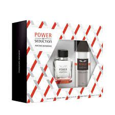 cdb1fe6710 kit Power Of Seduction Antonio Banderas Masculino Eau de Toilette 100 ml +  150 ml Desodorante