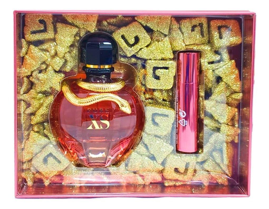 Kit Pure XS Feminino Eau de Parfum 80ml + Spray 10ml