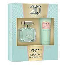 Kit Queen Of Seduction Antonio Banderas  Feminino Eau De Toilette 80 ml + 75 ml Loção Hidratante