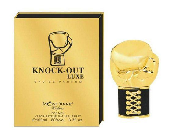 Knock-Out Luxe MontAnne Masculino Eau de Parfum 100ml