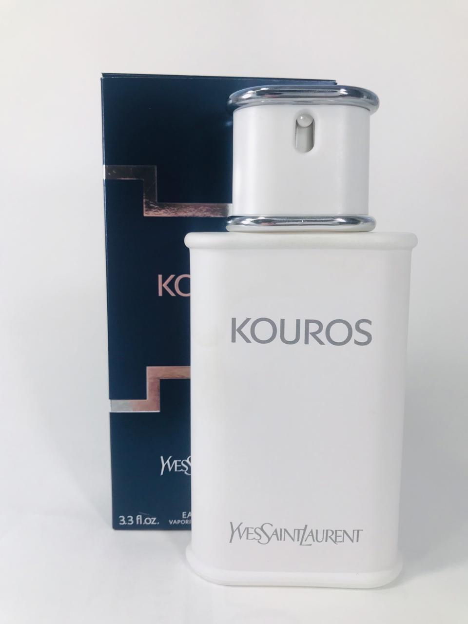 Kouros Yves Saint Laurent Masculino Eau de Toilette 100ML - Tester