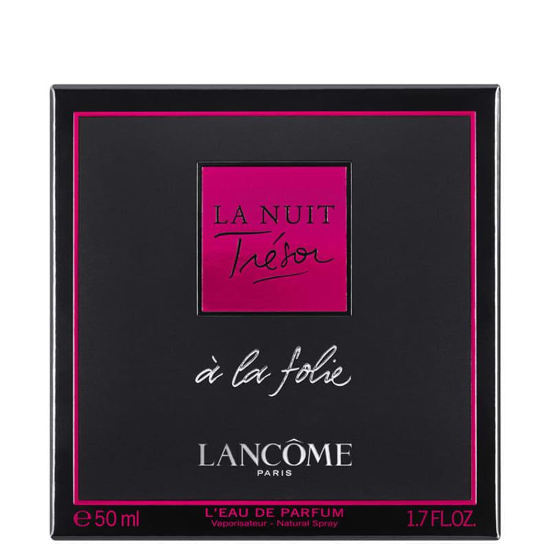 La Nuit Trésor à la Folie Lancôme Eau de Parfum 50 ml