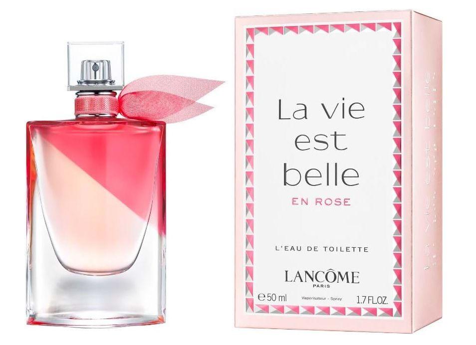 La Vie Est Belle En Rose Lancôme Feminino L'eau de Toilette