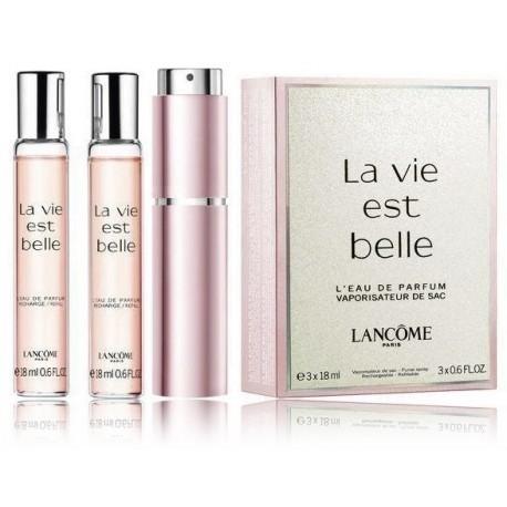 La Vie Est Belle Lancome Eau de Parfum  3X18