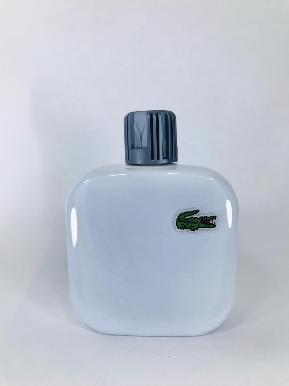 Lacoste L 12.12 Blanc Pure Pour Homme Eau de Toillete 100 ml - TESTER