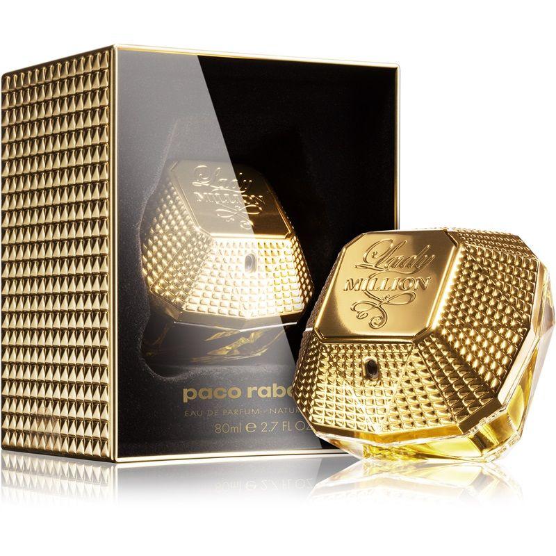 Lady Million Edition Paco Rabanne Eau de Parfum 80ML