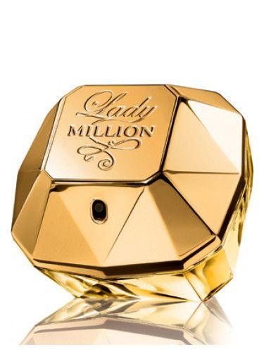 Lady Million Paco Rabanne Feminino Eau de Parfum