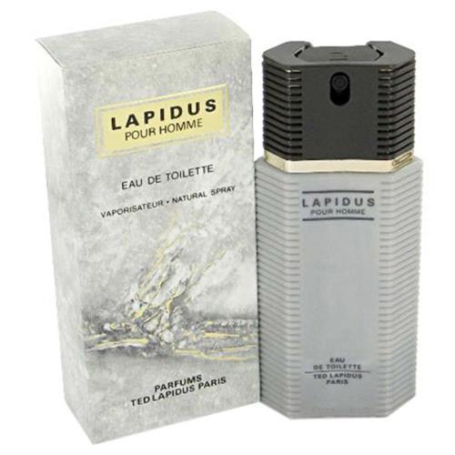Lapidus Pour Homme Masculino Eau de Toilette