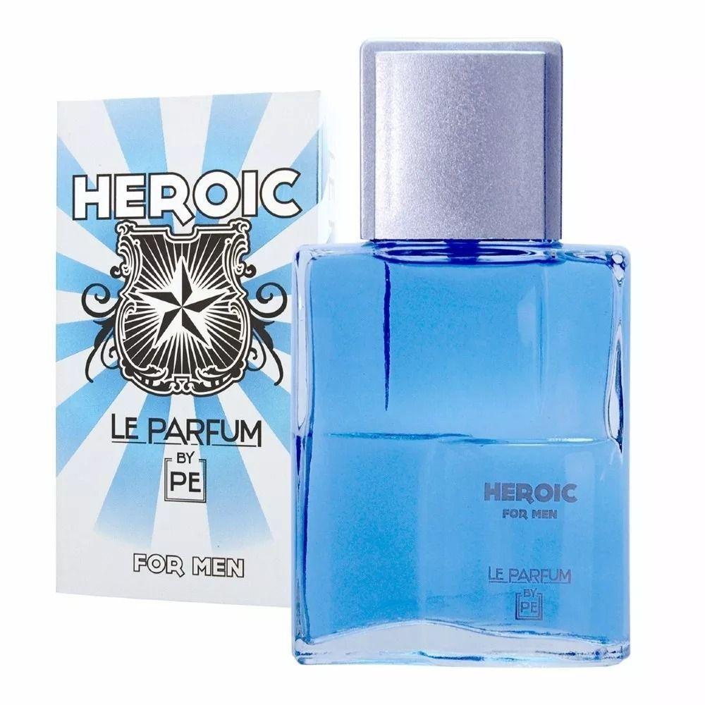 Le Parfum Heroic Paris Elysees Masculino Edt 100ml