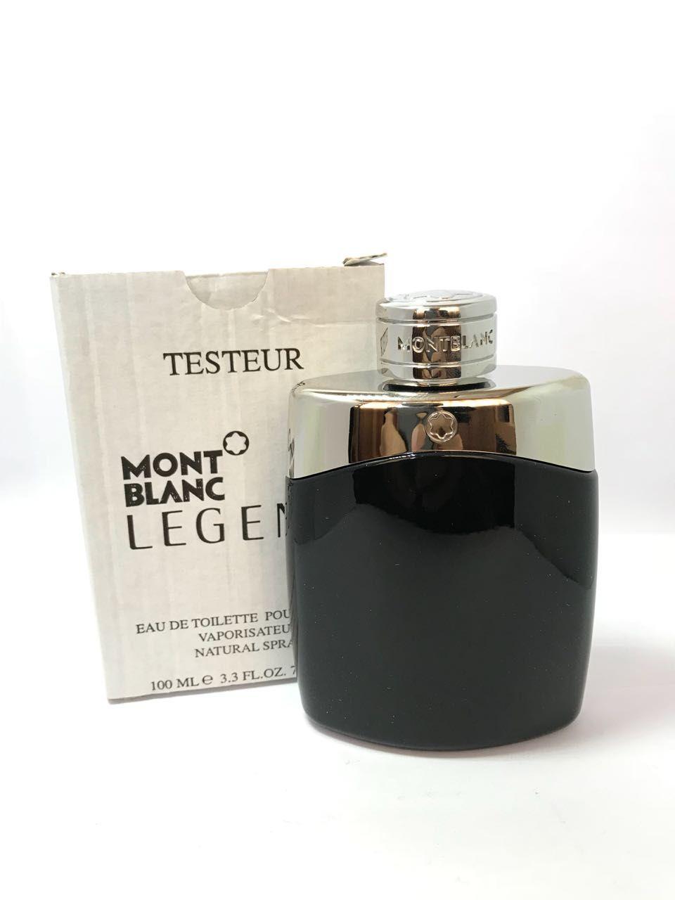 Legend MontBlanc Masculino Eau de Toillete 100ML - Tester