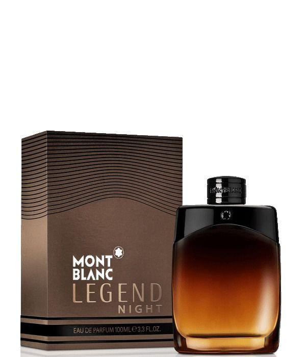 Legend Night Mont'Blanc Masculino Eau de Parfum 100ml